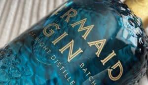 mermaid gin bottle banner image